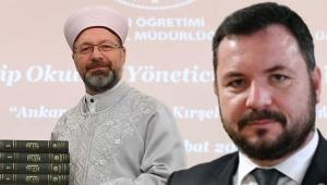 Diyanet Başkanı'nın sağ koluna FETÖ soruşturması