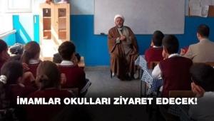 Diyanet, imamların eğitimi yerine öğrencilere kancayı taktı