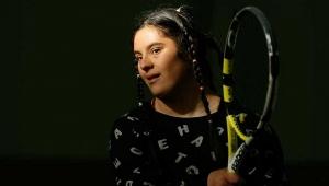 Down sendromlu Berfin Aşık, teniste milli takıma seçildi