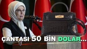 Emine Erdoğan: İsraftan kaçının, ölçülü yaşayın