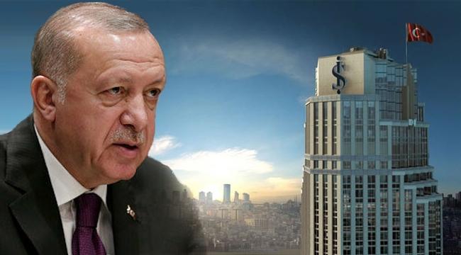 Erdoğan gözünü yine İş Bankası'na dikti! CHP hisseleri için talimat