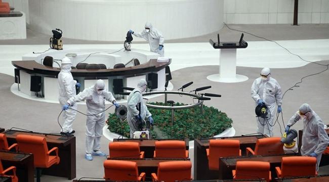 Koronavirüs AKP'ye engel değil... Bekçi ve yargı düzenlemesi