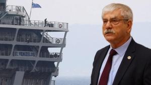 CHP'li Kani Beko: Pire Limanında bekletilen gemide bulunan yurttaşlarımız çözüm bekliyor!