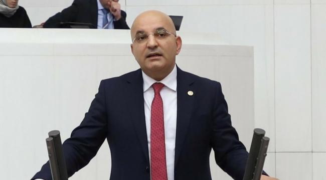 CHP'li Polat: Kıtlıkla karşılaşacağız, Tarım Bakanlığı önlem aldı mı?