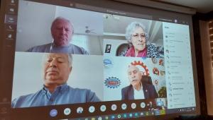 İzmir'de salgına karşı mücadelede ortak akıl