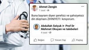 19 Mayıs için çirkin ifadeler kullanan doktora CHP'den suç duyurusu