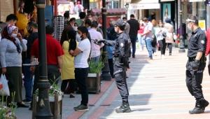 Aydın ve Denizli'de maskesiz sokağa çıkmak yasaklandı