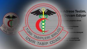 İzmir Tabip Odası: Adrese teslim kadro ilanları devam ediyor