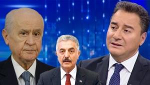 MHP – DEVA partisi kavgası büyüyor! Hakaret dolu açıklamalar