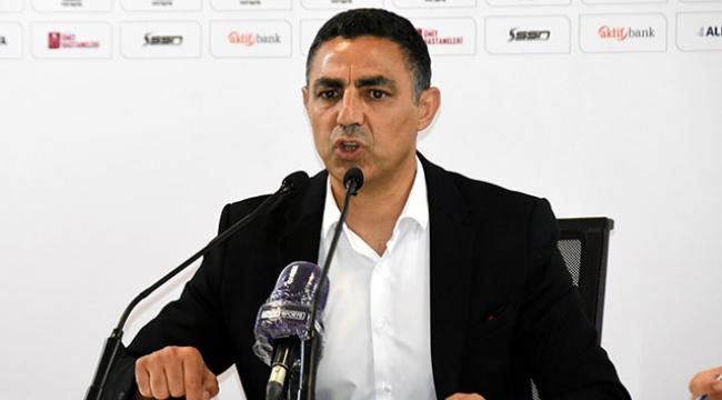 Eskişehirspor- Altay maçının ardından