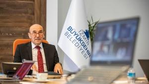 """Tunç Soyer, """"Turizmde önceliğimiz İzmir'in güvenli olduğunu göstermek"""""""