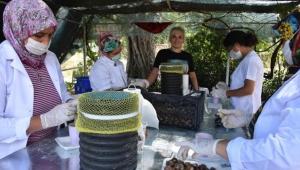Yerli üretim salyangoz kremine yoğun talep