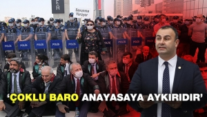 CHP'li Arslan'dan hükümete sandık önerisi: Avukatlar oy kullansın