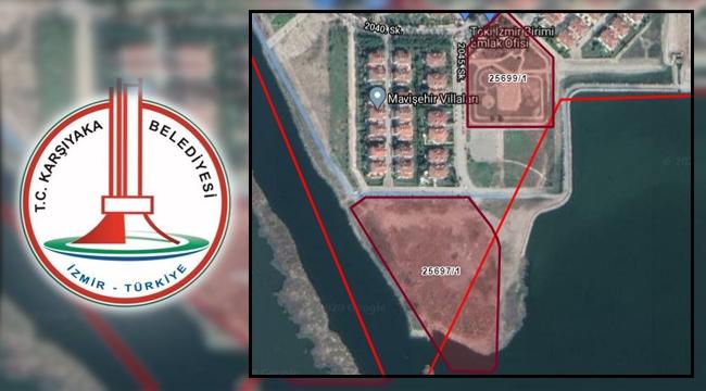 Denizi de satan TOKİ'ye belediyeden sert tepki: 'Her türlü girişimde bulunacağız'