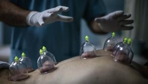 Devlet hastanelerinin son hali: Hacamat ve sülük tedavisi