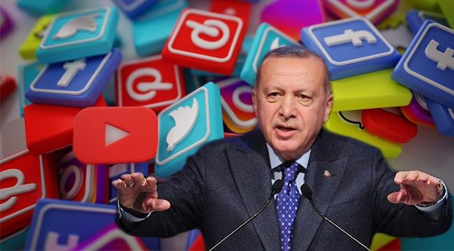 Erdoğan: Sosyal medya mecralarının kaldırılmasını istiyoruz ...