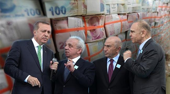 AKP'den TOKİ aracılığıyla yandaş müteahhitlere 106 Milyar Lira kaynak