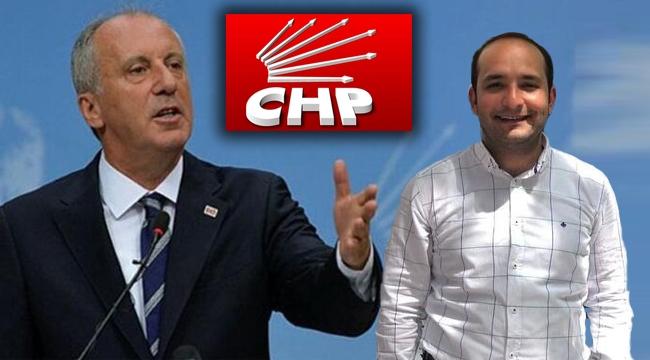 CHP İzmir Gençlik Kolları Başkanı'ndan İnce'ye ağır sözler: