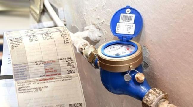 MHP'li belediye zammı rutine bağlamış: Suya her ay otomatik zam