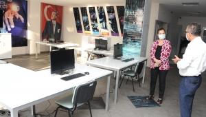 Balçovalı çocuklara internet müjdesi