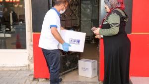 Buca Belediyesi BM işbirliğiyle mültecilere yardım eli