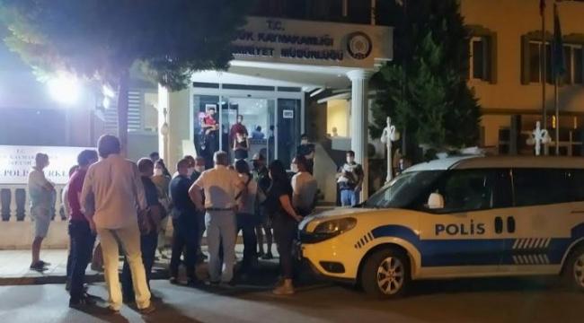 Efes Selçuk'ta CHP'li Meclis Üyesine sopalı saldırı!