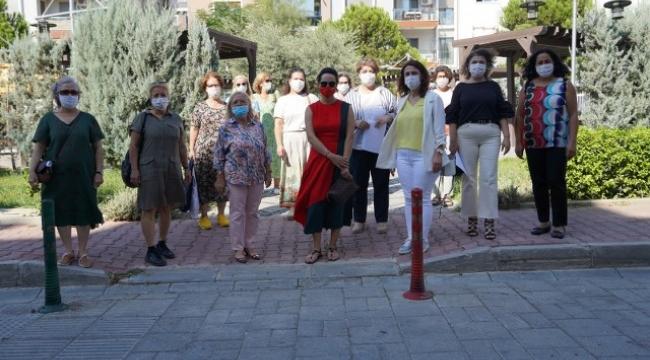 Karşıyaka İstanbul Sözleşmesi'ne evet diyor