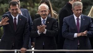 Kılıçdaroğlu'ndan Ekrem İmamoğlu ve Mansur Yavaş için adaylık açıklaması