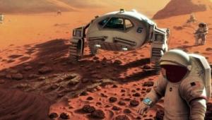 Mars yüzeyinde büyük keşif gerçekleşti