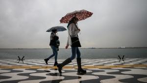 Meteoroloji 6 il için uyardı: Gök gürültülü sağanak yağış bekleniyor