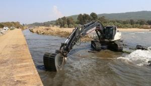 Pamucak'ta balıkçıların mağduriyeti Efes Selçuk Belediyesi ve İZSU çalışmalarıyla son buluyor