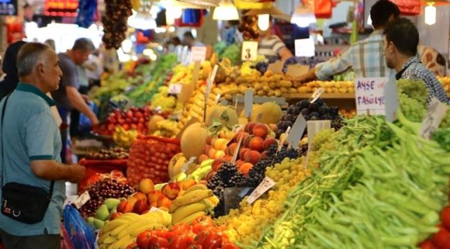 Gıda fiyatları bir yılda yüzde 32 arttı!