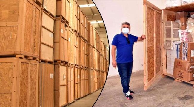 Kiradan tasarruf için üniversiteliler depo konteynerlere yöneldi