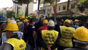 Madenciler haklarını arıyor, hükümet şirketlere kolaylık peşinde