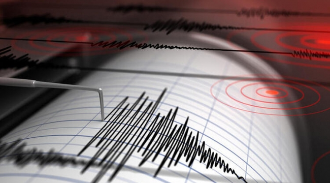 Kuşadası Körfezi'nde 4,5 büyüklüğünde deprem