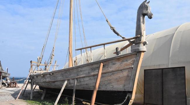 3 bin yıllık Fenike gemisi 'Hippoi', yeniden inşa edildi