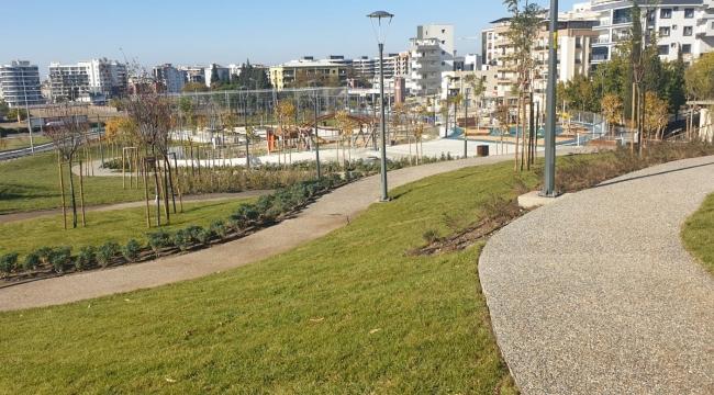 İzmir iki yeni yaşam alanı daha kazandı