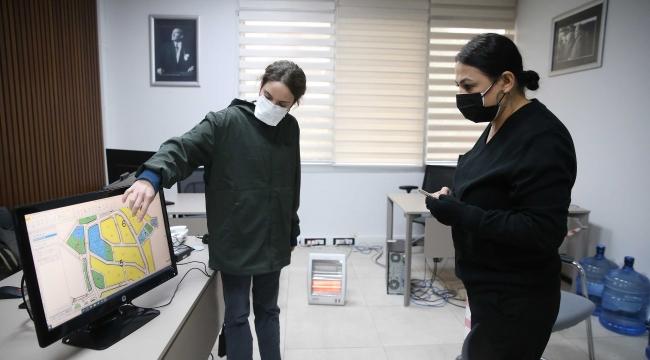 Karşıyaka'da Cumhuriyet Mahallesi'nin imar planları askıya çıktı