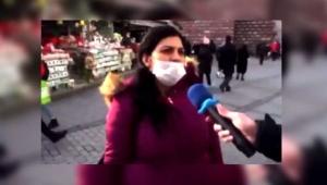 AKP'li vatandaş: 'Eskiden cep telefonlarında görüntülü arama yoktu'