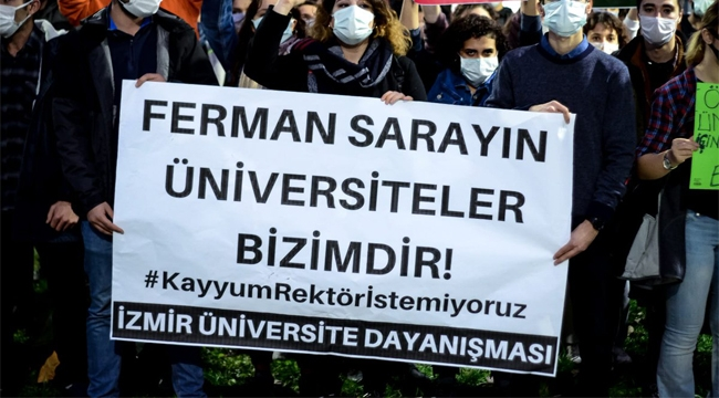 Boğaziçi Üniversitesi öğrencilerine 9 Eylül'den destek
