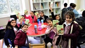 Bornova Belediyesi'nden miniklere edebiyat atölyesi