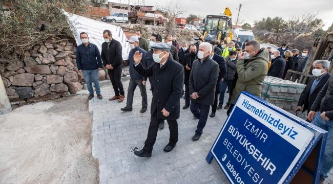 Başkan Soyer'den Bakırçay'a müjdeler