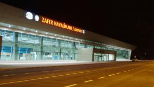 Zafer Havalimanı 208 milyon 131 bin 332 Euro uçuracak!