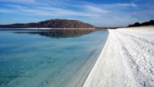 Bilim insanları Dünya'da yaşamın köklerini Salda Gölü'nde arıyor
