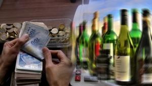Hazine'nin kasasını alkolden alınan ÖTV doldurdu!
