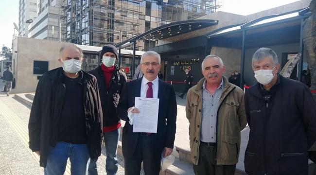 Hilafet çağrısına İzmir'den suç duyurusu