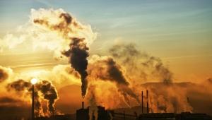 Küresel karbon emisyonları artışa geçti