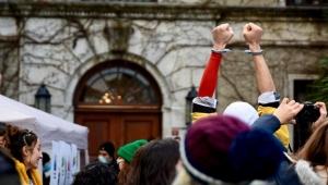 Beş yılda 2 bin 77 öğrenci gözaltına alındı: 152 öğrenciye 500 yıldan daha uzun süreli hapis cezaları verildi