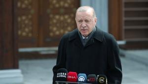 Erdoğan'dan Kanal İstanbul açıklaması: İlk adımı haziranda atacağız