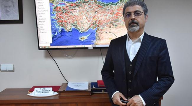 Prof. Dr. Hasan Sözbilir'den 'yatay yapılaşma' çağrısı